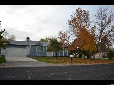 Erda Single Family Home For Sale: 3757 N Campbell Rd W