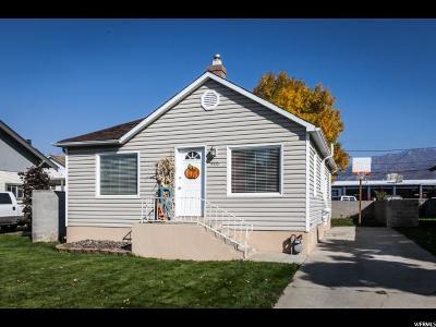 Spanish Fork UT Single Family Home For Sale: $199,900