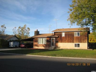 Tremonton Single Family Home For Sale: 1370 S Century Dr W
