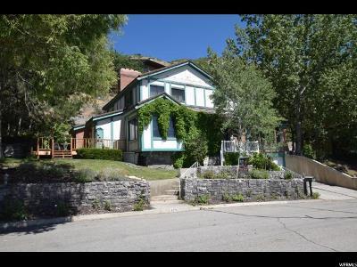 Provo Single Family Home For Sale: 4376 N Churchill E