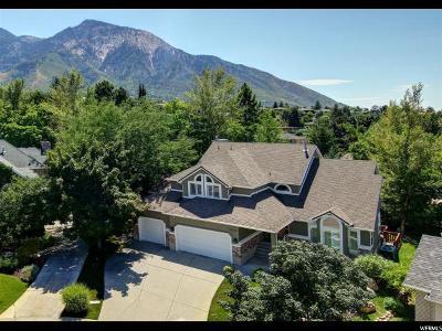 Salt Lake City Single Family Home For Sale: 3598 S Apple Mill Cv