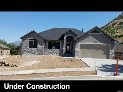 Ogden Single Family Home For Sale: 1148 E Bench View Dr N