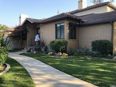 Sandy Townhouse For Sale: 767 E Autumn Field Dr