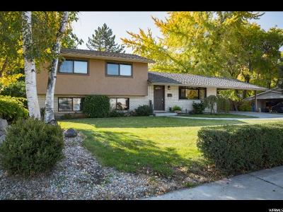 Provo Single Family Home For Sale: 1055 W 820 N