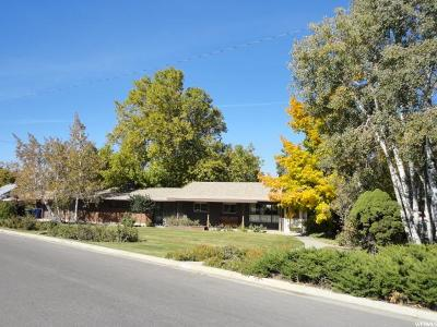 Brigham City Single Family Home For Sale: 305 N 600 E