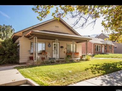 Brigham City Single Family Home For Sale: 111 S 400 E