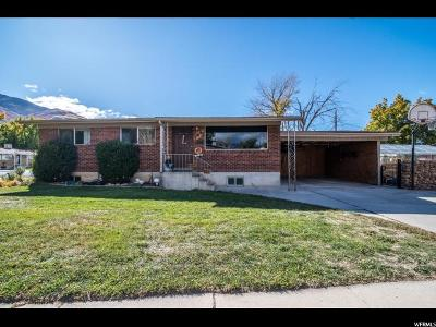 Brigham City Single Family Home For Sale: 269 Linda Way