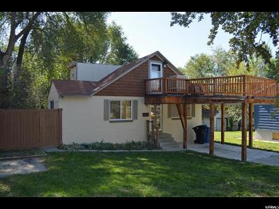 Salt Lake City UT Single Family Home For Sale: $249,900