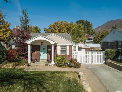Salt Lake City UT Single Family Home For Sale: $475,000