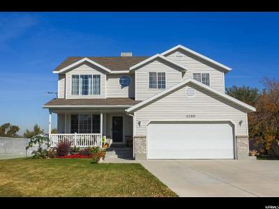 West Valley City Single Family Home For Sale: 5290 W 4025 S