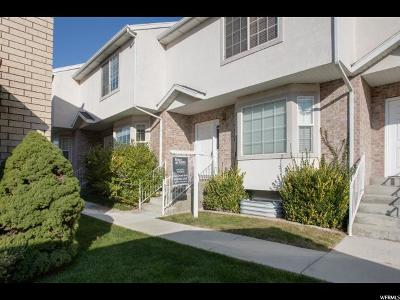 Provo Townhouse For Sale: 1458 E 1370 S