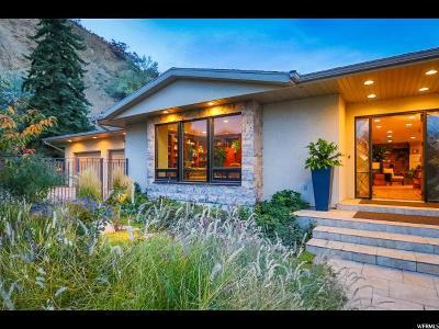 Salt Lake City UT Single Family Home For Sale: $995,000