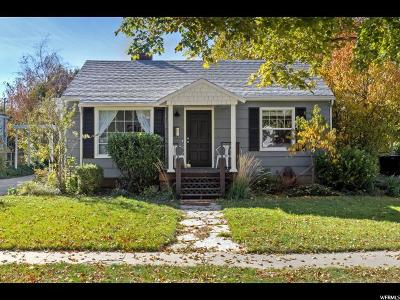 Salt Lake City UT Single Family Home For Sale: $405,000