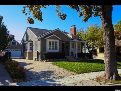 Salt Lake City UT Single Family Home For Sale: $569,900