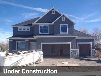 Lehi Single Family Home For Sale: 890 N Leo Ln W #32