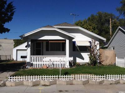 Salt Lake City UT Single Family Home For Sale: $214,900