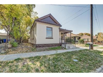 Salt Lake City UT Multi Family Home For Sale: $369,900