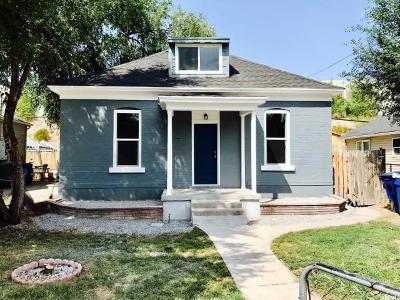 Salt Lake City UT Single Family Home For Sale: $219,900