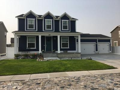 Stansbury Park Single Family Home For Sale: 294 E Angell Way