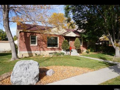 Provo Single Family Home For Sale: 1051 E 300 S