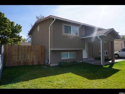 Salt Lake City UT Single Family Home For Sale: $254,900