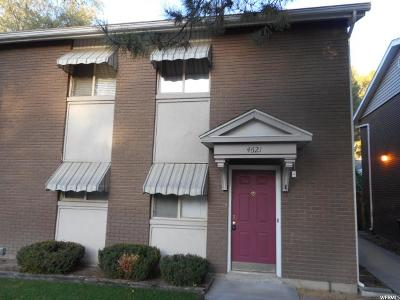 Holladay Condo For Sale: 4621 S Russell St E