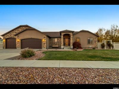 Spanish Fork UT Single Family Home For Sale: $420,000
