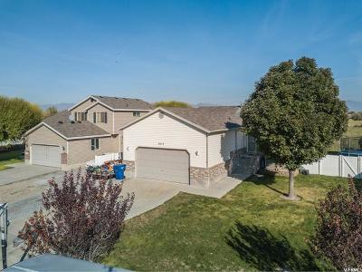 Magna Single Family Home For Sale: 2679 S Isis Cir