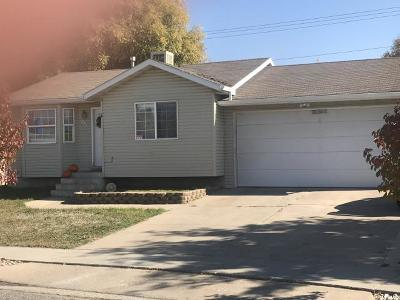 Logan Single Family Home For Sale: 784 W 430 S