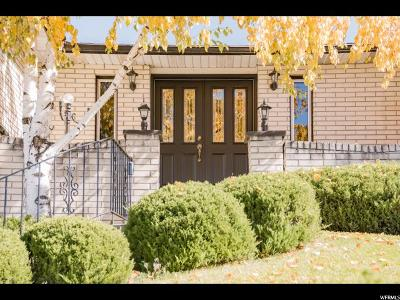 Sandy Single Family Home For Sale: 9953 S Lannae Dr