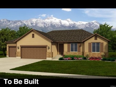 Grantsville Single Family Home For Sale: 430 S Hinckley Rd W