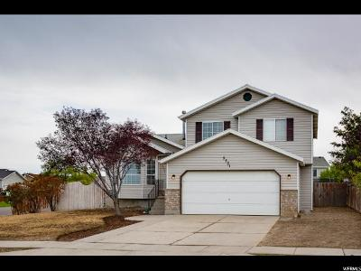 Salt Lake City UT Single Family Home For Sale: $265,000