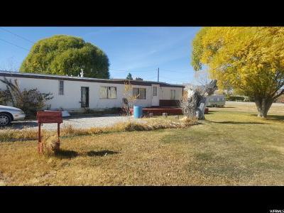 Huntington UT Single Family Home For Sale: $29,999
