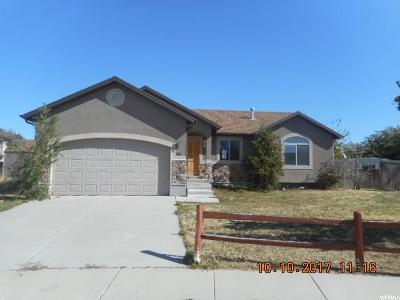 Grantsville Single Family Home For Sale: 54 N Barbwire Cirle Cir E