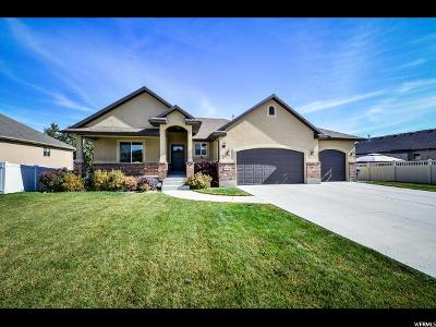 West Valley City Single Family Home For Sale: 5755 S Altamira Dr W