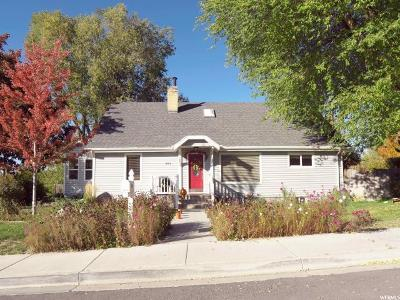 Payson Single Family Home For Sale: 593 S 300 E