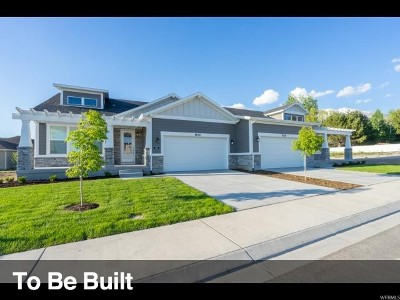 Orem Single Family Home For Sale: 850 W 1880 N #1
