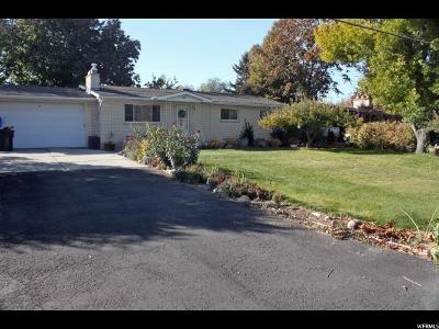Grantsville Single Family Home For Sale: 67 W Cherry St S