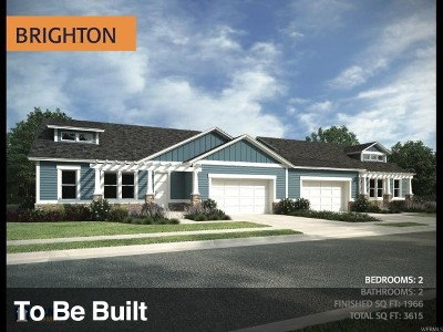 Orem Single Family Home Under Contract: 837 W 1880 N #7