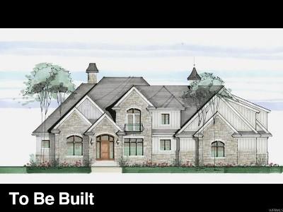 Alpine Single Family Home For Sale: 1551 E Box Elder Cir N #48