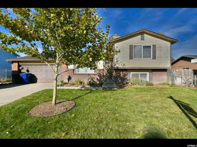 Magna Single Family Home For Sale: 7838 W Maytime Dr