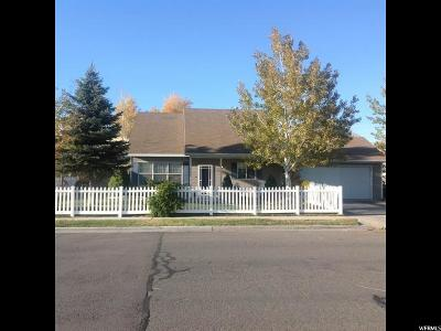 Spanish Fork UT Single Family Home For Sale: $265,000