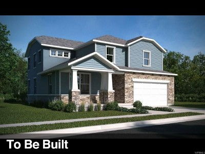 Orem Single Family Home For Sale: 856 W 1840 N #12