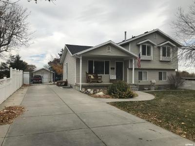 Brigham City Single Family Home For Sale: 52 S 500 W