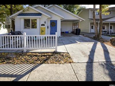 Logan Single Family Home For Sale: 422 E 100 N