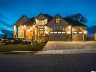 Lehi Single Family Home For Sale: 1081 N 1540 E