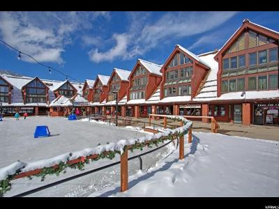 Park City Condo For Sale: 1415 Lowell Ave #256