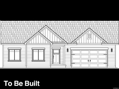 Grantsville Single Family Home For Sale: 224 S Dusky Dr #206