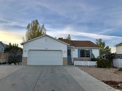Tooele Single Family Home For Sale: 322 E 880 N