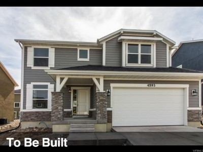Orem Single Family Home For Sale: 1891 N 880 W #1